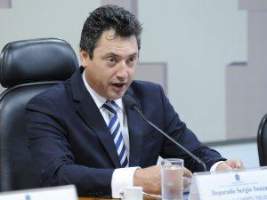deputado Sérgio Souza