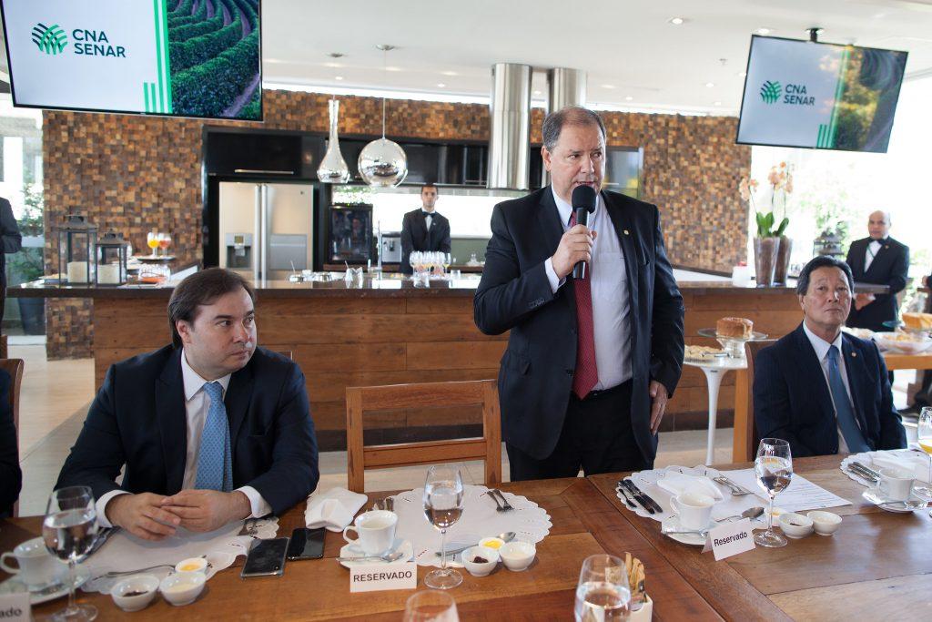 Deputado Alceu Moreira (MDB-RS)